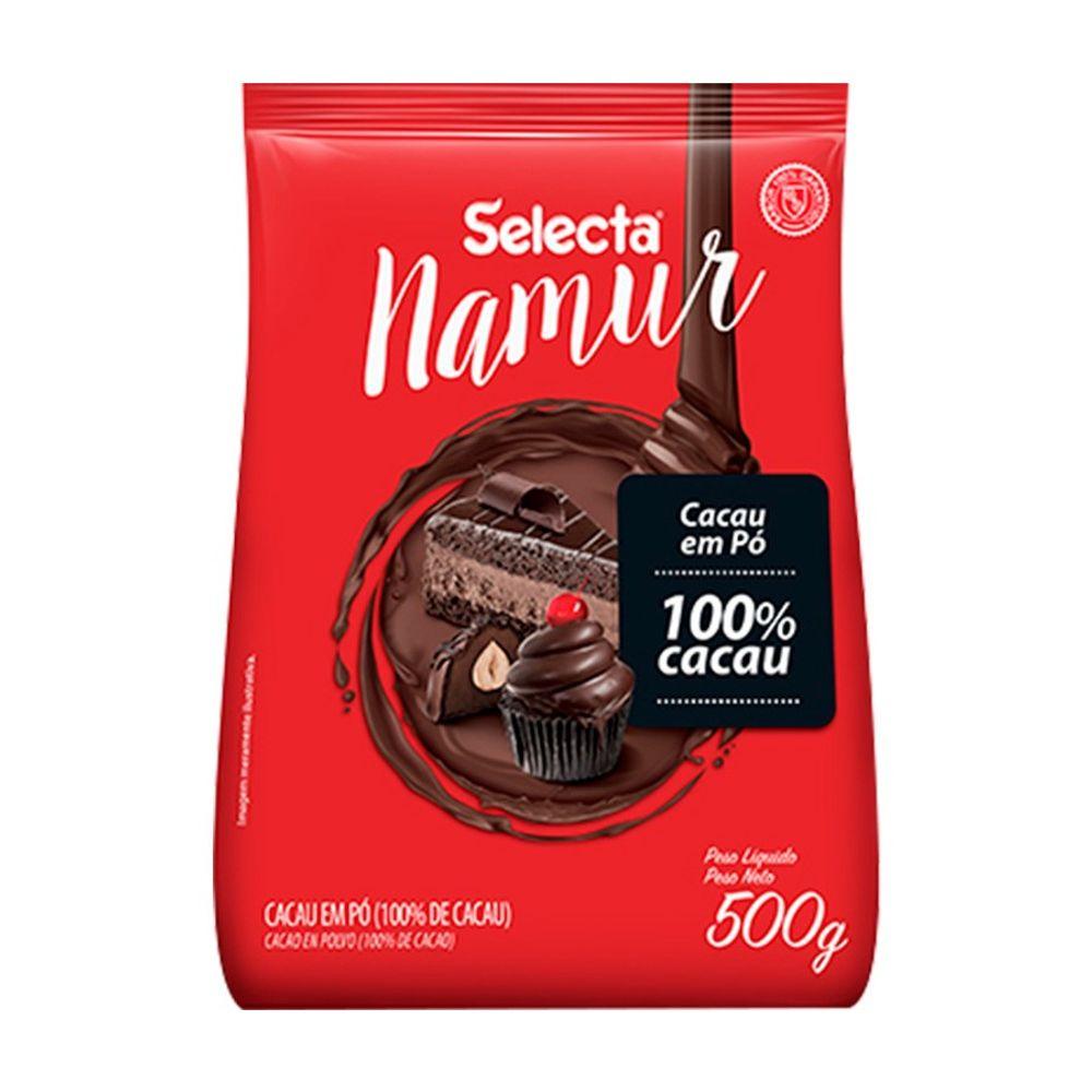 Chocolate em Pó 100% Cacau 500g - Selecta