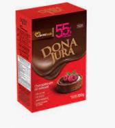 Chocolate em Pó 55% Cacau 200g - Dona Jura