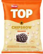 Chocolate forneável gotas chipshow branco 1,05kg