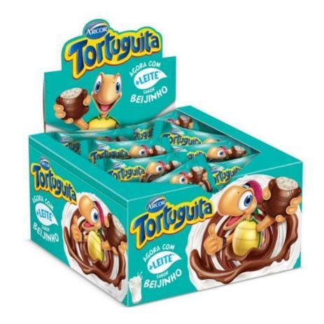 Chocolate Tortuguita Beijinho c/24 - Arcor