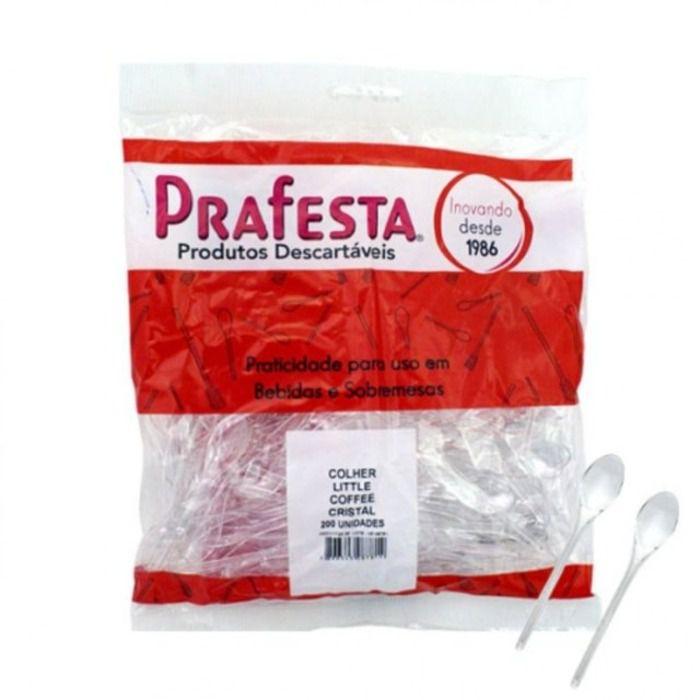 Colher Little Coffee c/100 unidades - PraFesta