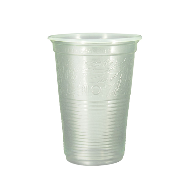 Copo Biodegradável c/100 300ml - Copobras