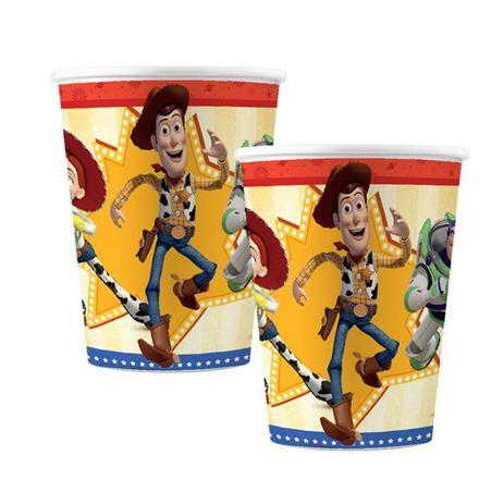 Copo de Papel Toy Story 180ml c/12 - Regina