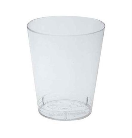 Copo Pic 040 Cristal c/10 40ml - Plastilândia