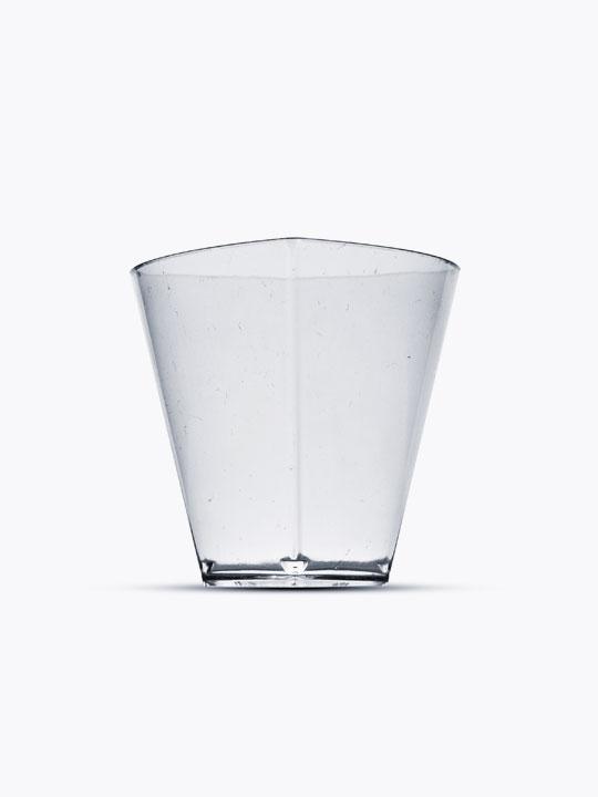 Copo Pic 045 Cristal c/10 45ml - Plastilândia