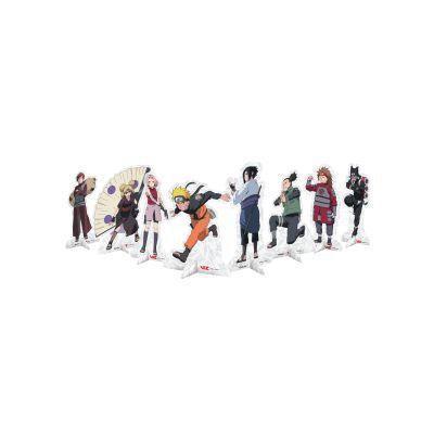 Decoração de Mesa Naruto c/8 - Festcolor