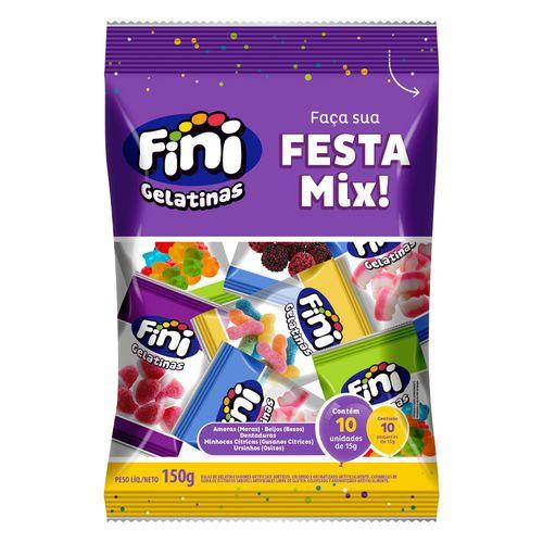 Faça Sua Festa Mix c/10 150g - Fini