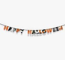 Faixa Decorativa Halloween - Cromus