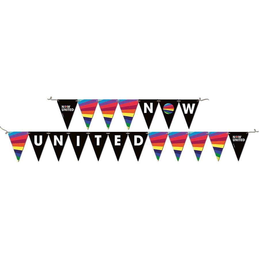 Faixa Decorativa Now United - Festcolor