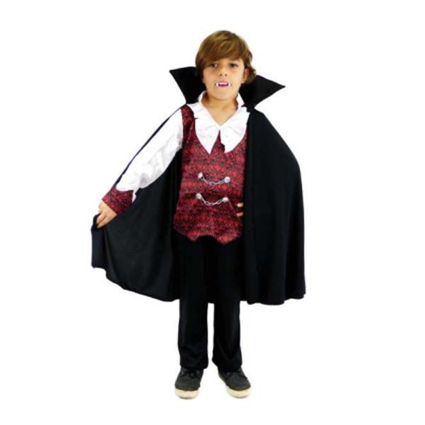 Fantasia Conde Halloween M - Masquerade