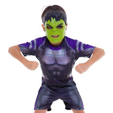 Fantasia Hulk Ultimato Curta P - Regina