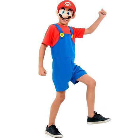 Fantasia Super Mario P - Sulamericana