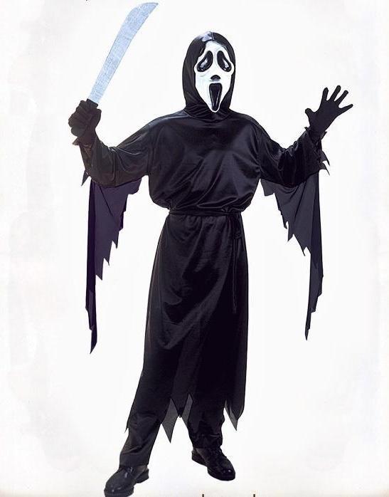 Fantasia Terror Infantil M - Spook