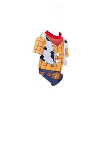 Fantasia Woody Baby Toy Story Tam. Único - Regina