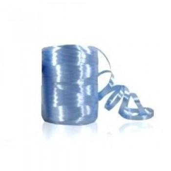 Fitilho Plástico 50m Azul Celeste