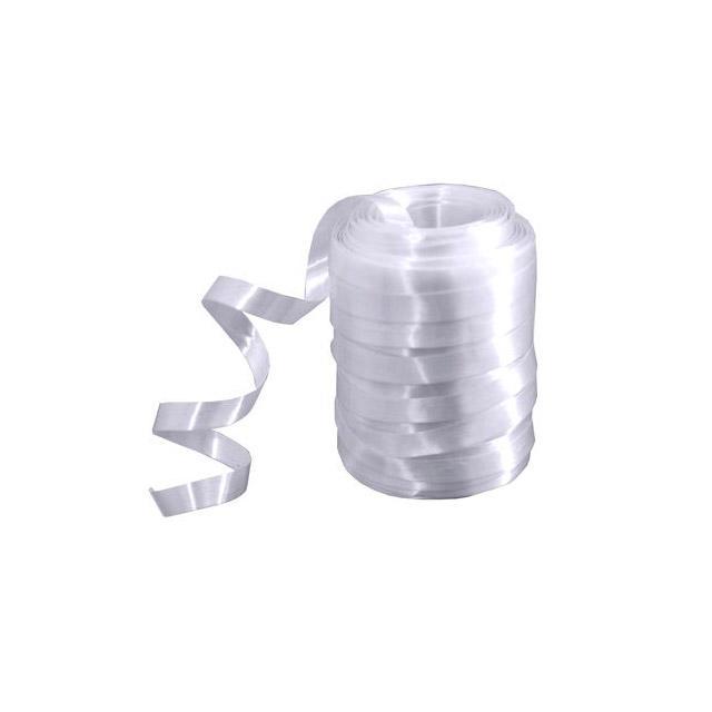 Fitilho Plástico 50m Branco