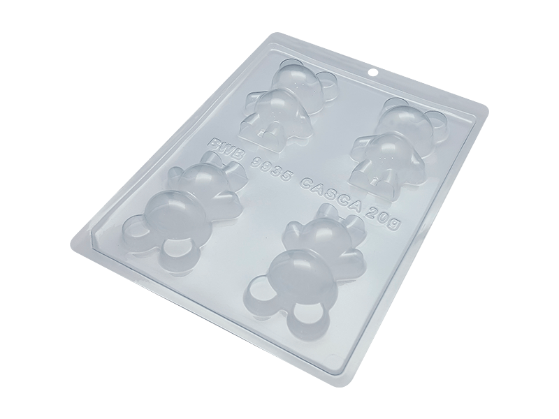 Forma Especial Para Chocolate Urso Pequeno - BWB