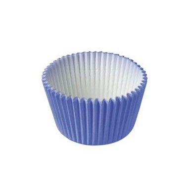 Forminha p/Doce Azul Royal N5 c/100 - Junco