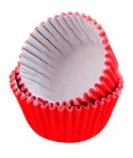 Forminha p/Doce Vermelha N5 c/100 - Junco
