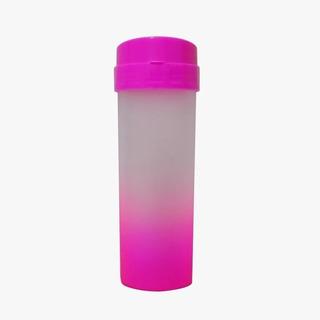 Garrafa Eco Water Fantasy Rosa Neon 450ml - Neoplas