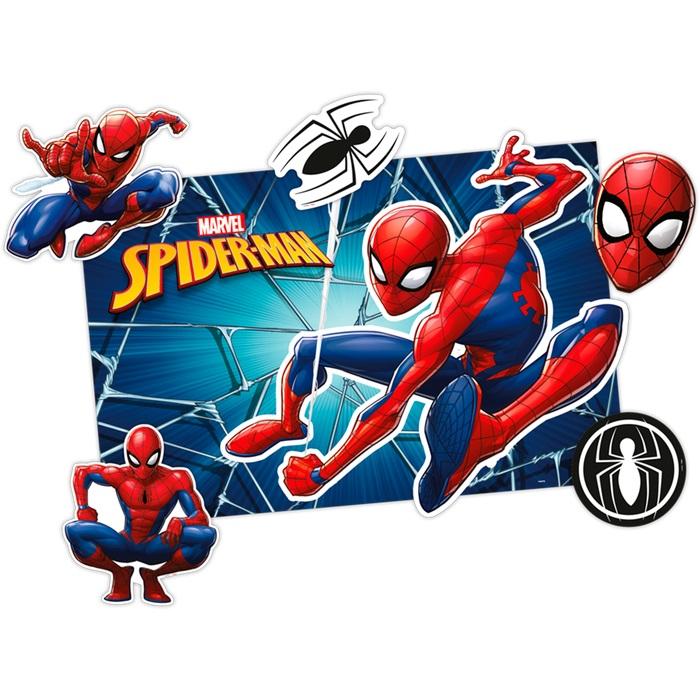 Kit Decorativo Spider Man - Regina