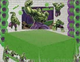 Kit Hulk p/ Festa