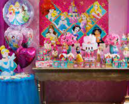 Kit Princesas p/ Festa