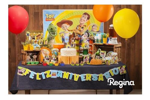Kit Toy Story p/ Festa