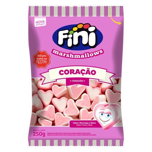 Marshmallow Coração 250g - Fini