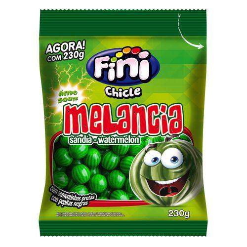 Melancia Chicle 230g - FINI