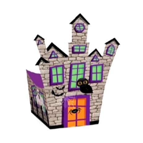 Mini Cachepot Noite do Terror Halloween c/10 - Cromus