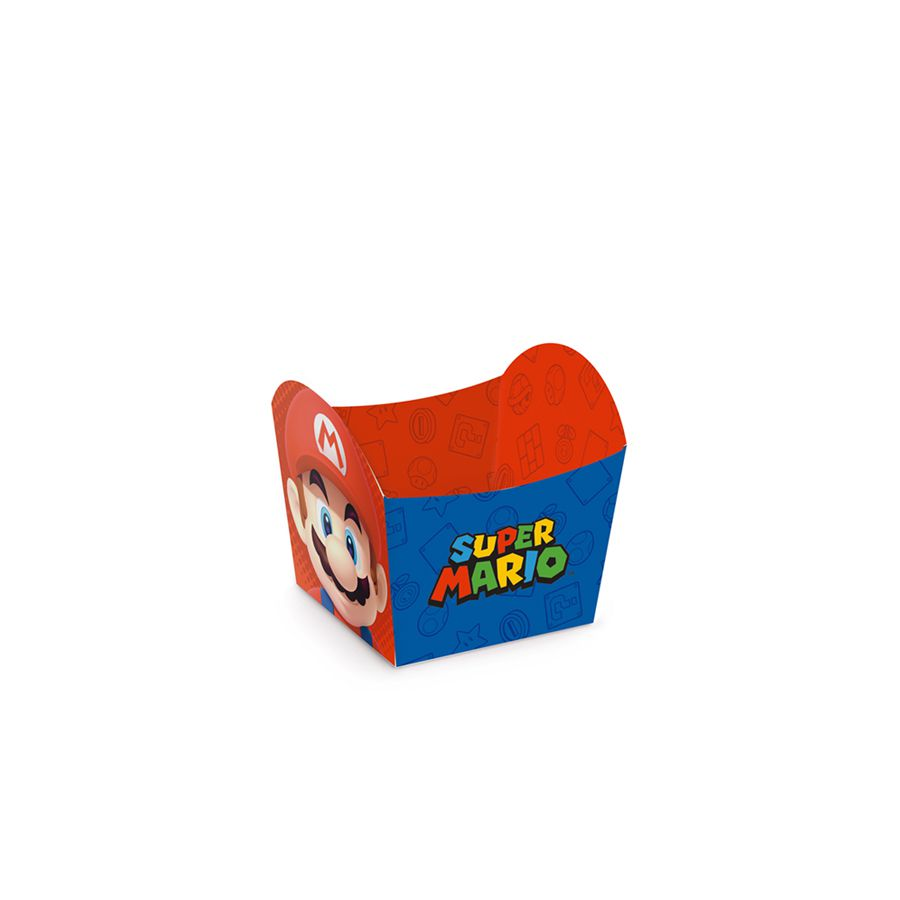 Mini Cachepot Super Mario c/10 - Cromus