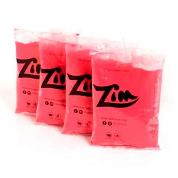 Pó Zim Color Vermelho 100g