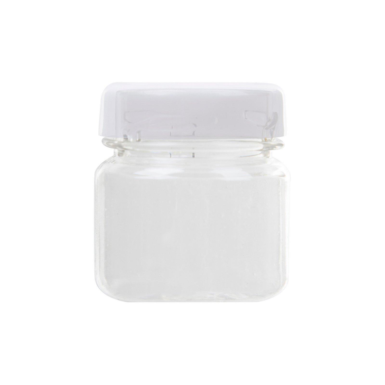 Pote Geleia Redondo c/10 Branco - Mirandinha