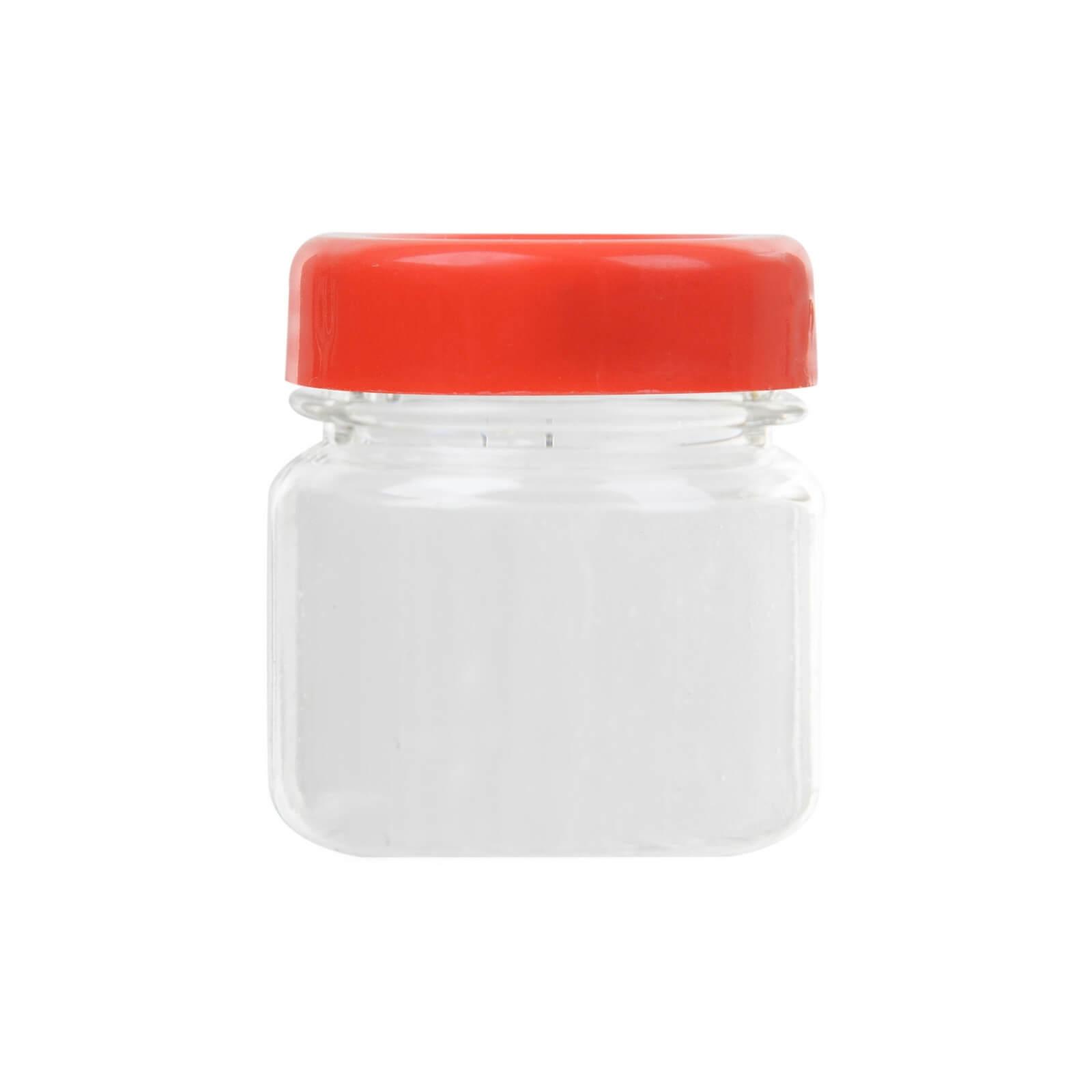 Pote Geleia Redondo c/10 Vermelho - Mirandinha