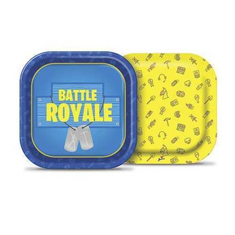 Prato 18cm Battle Royale c/8 - Junco