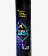 Pulseira Neon 7 Cores Sortidas c/100 - Zouppi