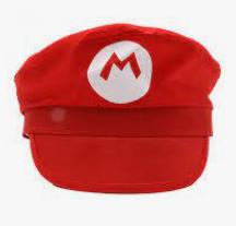 Quepe Super Mario Adulto