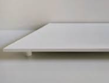 Tabuleiro Retangular para Bolo 40x50 Branco - ADT