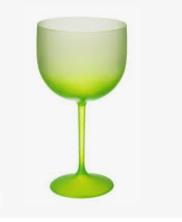 Taça Gin Shelby Fantasy Verde Neon 500ml - Neoplas