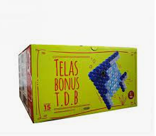 Tela Plástica Para Balões c/15 - Bonus