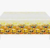 Toalha De Mesa Emoji 1,20m X 1,80m - Festcolor
