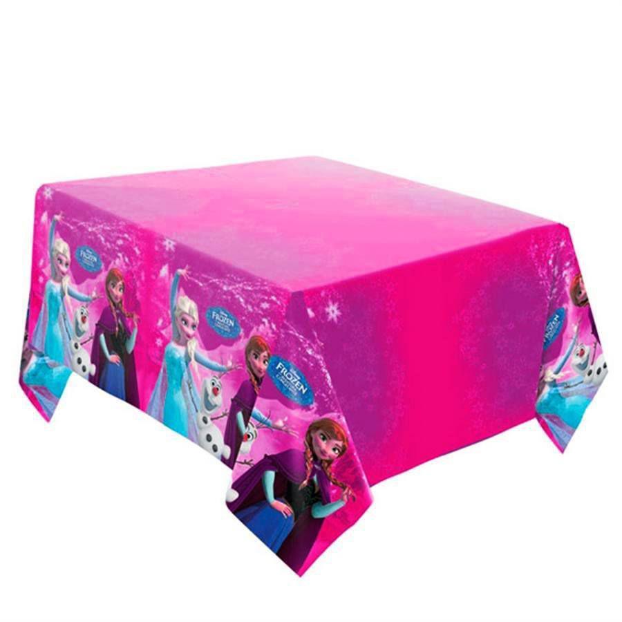 Toalha De Mesa Frozen 2,20m X 1,20m - Regina