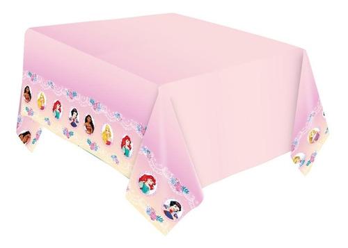 Toalha De Mesa Princesas 2,20m X 1,20m - Regina