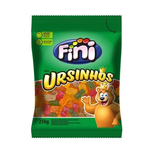 Ursinhos Gelatina 250g - FINI