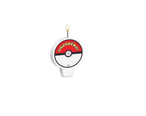 Vela de Aniversário Pocket Monsters - Junco