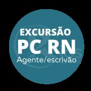 Excursão PCRN Agente/Escrivão 2021