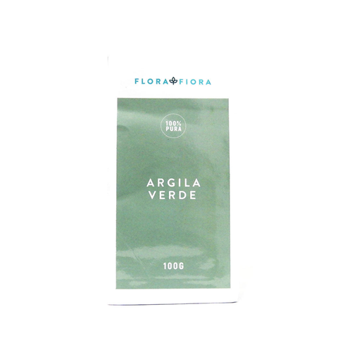 Argila Verde  - Flora Fiora