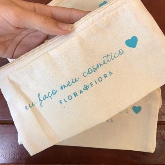 Brinde - Necessaire   - Flora Fiora