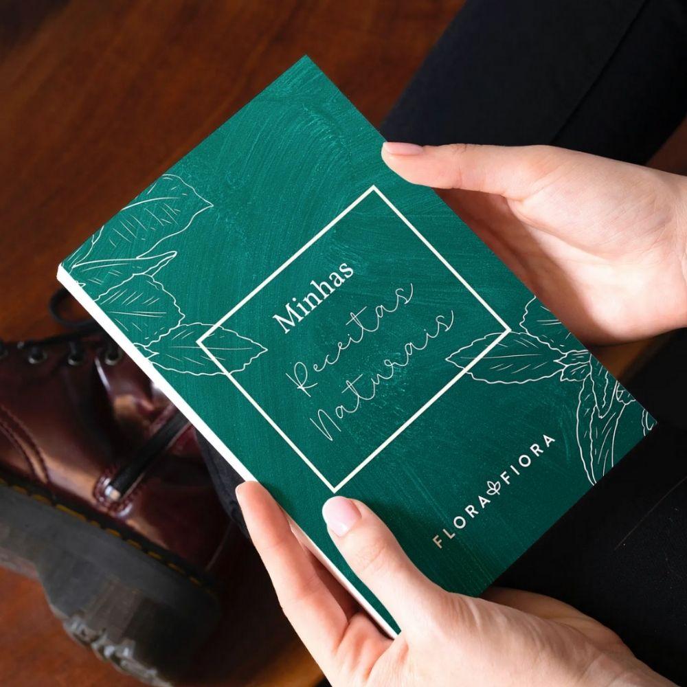 Caderno da Flora Fiora  - Flora Fiora